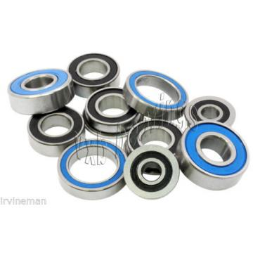 Team Losi CAR TEN Scte 4WD ARR Truck 1/10 Scale Electric Bearings Rolling