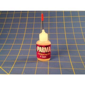 Parma T.Q. 741 Slot Car Bushing and Ball Bearing Oil 1/24 slot car Mid America