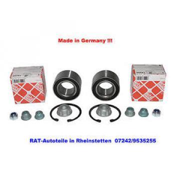 Radlagersatz FEBI Bilstein-VA- rechts+links- VW Bora,Golf IV(1J1,1J5),New Beetle