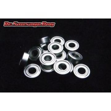 Metal Sealed Ball Bearing for Tamiya TGX-MK.1 Chassis  RC Car (8pcs) SD