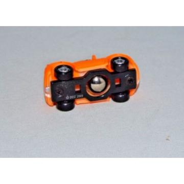 Playmates Speedeez 1 Loose Micro Size Ball Bearing Sports Car Orange