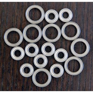 (17pcs) OFNA 1:10 LD3 4WD TOURING CAR Metal Sealed Ball Bearing Set