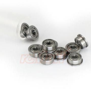 Yeah Racing RC Flanged Bearing (5x8x2.5mm) EP 1:10 Car On Off Road #YB6011F/S10