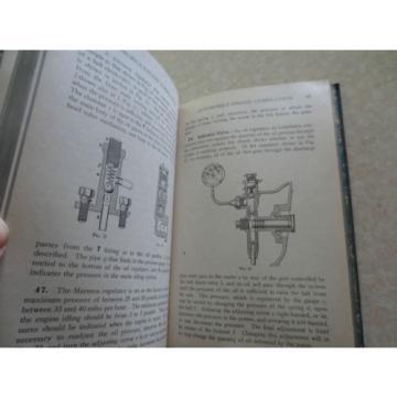 1920s Automobile Bearings & Lubrication