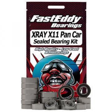 XRAY X11 Pan Car Sealed Bearing Kit