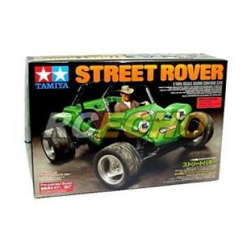 Tamiya EP RC Car 1/10 STREET ROVER OFF Road with Motor & ESC & Bearing 58522