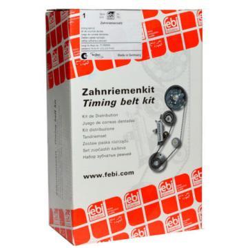 Zahnriemensatz FEBI + GK Wasserpumpe -VOLVO XC 60(D3,D5),C 70 II Cabrio, XC 70