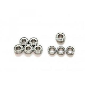 Jazrider RC Car Metal Sealed Ball Bearing 9pcs Set Tamiya RM01/58509/58521/58555