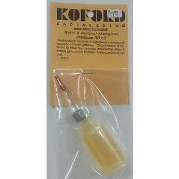 1/24 Scale Slot Car Koford Premium Ball Bearing Oil M327