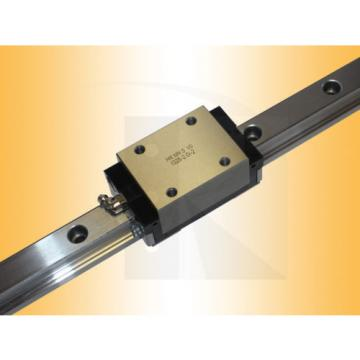 Linear Guide - Recirculating ball bearing - HRC15-MN-S (rail + car) -