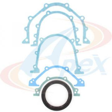 Engine Main Bearing Gasket Set Apex Automobile Parts ABS502