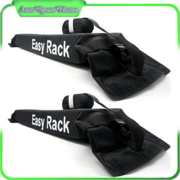 Car Roof Top Carrier Rack Luggage Soft Cargo Travel Accessories Easy Rack Useful