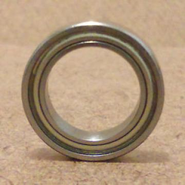 1mm bore. 681 type. Radial Ball Bearing. Metal. (1 X 3 X 1)mm. Lowest Friction