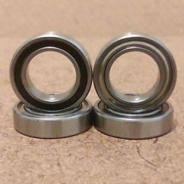 3/8 inch bore. 4 Radial Ball Bearing. Hybrid(Rubber/Metal) Seal. Lowest Friction