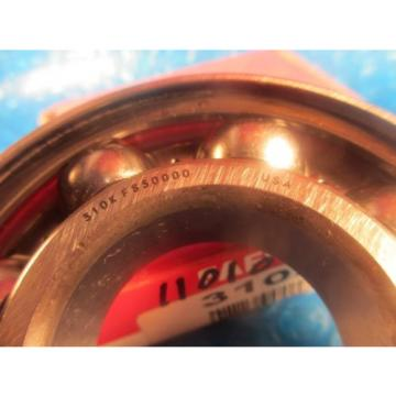 Fafnir 310K, Single Row Radial Bearing, 310 K, (=2 SKF NSK, NTN 6310)