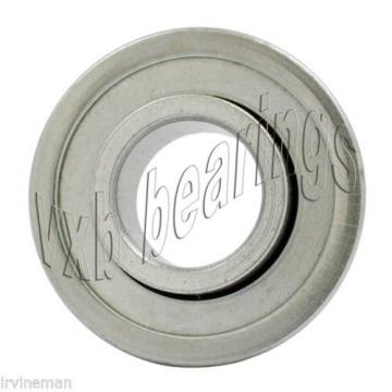 "Lawn Mower Flanged Wheel 5/8""x 1 3/8"" inch Radial Ball Bearing id= 0.625"" Bore"
