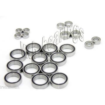 Set XRay T1R/T1 EVO 2 Deep Groove Radial Ball Bearings