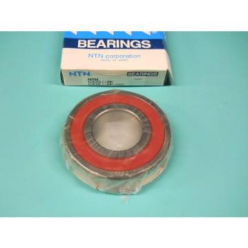 "NTN 6309LLUNR/2AS SEALED RADIAL BALL BEARING 1.7717"" BORE 3.937"" OD NEW IN BOX"