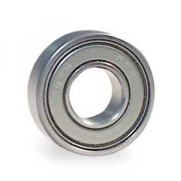 NTN 6306ZZC3/L627 Radial Ball Bearing, Shielded, 30mm Bore