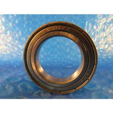 Koyo 6907ZZ, 6P2, Single Row Radial Bearing, 35 mm ID x 55 mm OD x 10 mm W