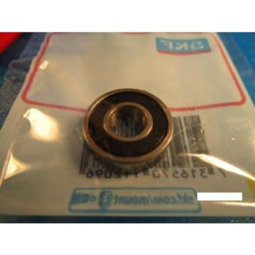 SKF R4 2RS1 C3, Single Row Radial Bearing (=2 MRC R4ZZ, NSK, FAG)