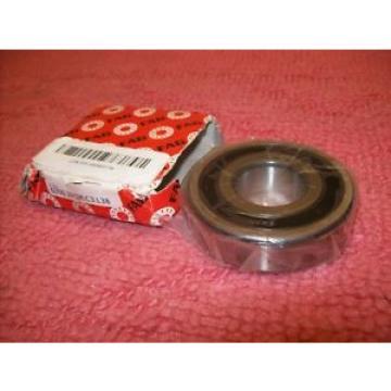 FAG Schaeffler Radial Deep Groove Ball Bearing 30 mm ID, 72 mm OD, 19 mm, C3