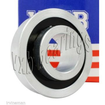 "F1229 Unground Flanged Full Complement 3/8"" Bore Ball Radial Ball Bearings"