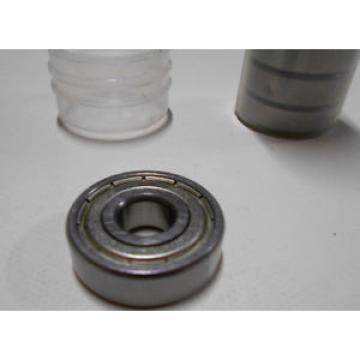 X10 6200-Z Radial Ball Bearing Double Shielded Bore Dia. 10mm OD 30mm Width 9mm