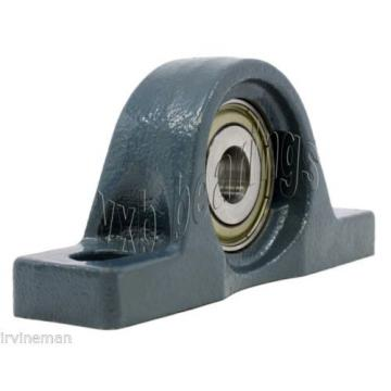 SUCP-202-15m-PBT Stainless Steel Pillow Block 15mm Mounted Bearings Rolling