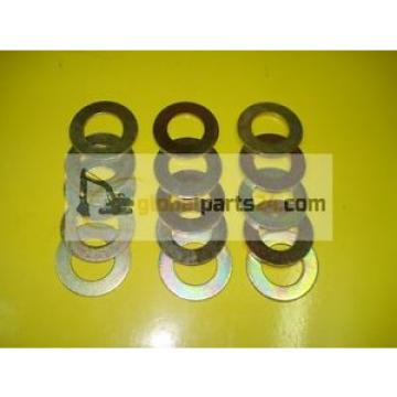 35x1 35x2 35x3 SHIMS, SPACER FOR PINS EXCAVATOR - SET 15 PCS