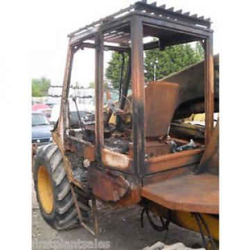 JCB 520/4 Loadall 'Cab Shell Only'