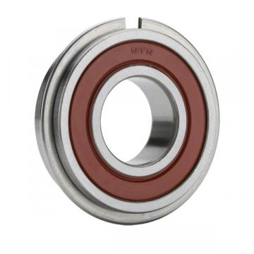 6003LLUNR, Single Row Radial Ball Bearing - Double Sealed (Contact Rubber Seal) w/ Snap Ring