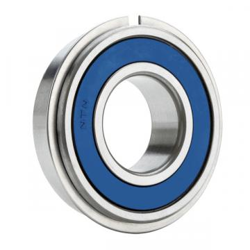 6003LLHNRC3, Single Row Radial Ball Bearing - Double Sealed (Light Contact Rubber Seal) w/ Snap Ring