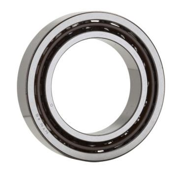 7000CG/GNP4, Single Angular Contact Ball Bearings - Open Type