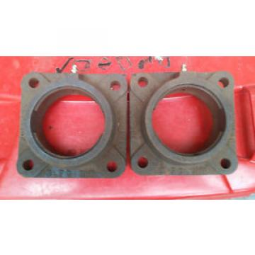 2x RHP PILLOW Block FYH Bearing FLANGE unit: SF7
