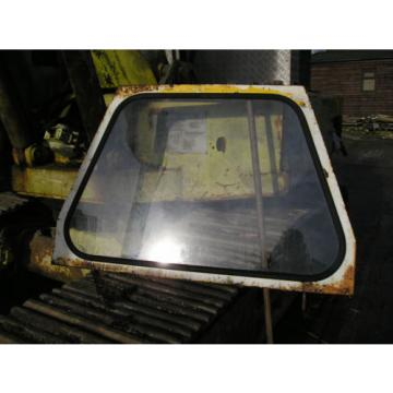 JCB 2D rear window & Frame...........Good condition, very rare £60+VAT